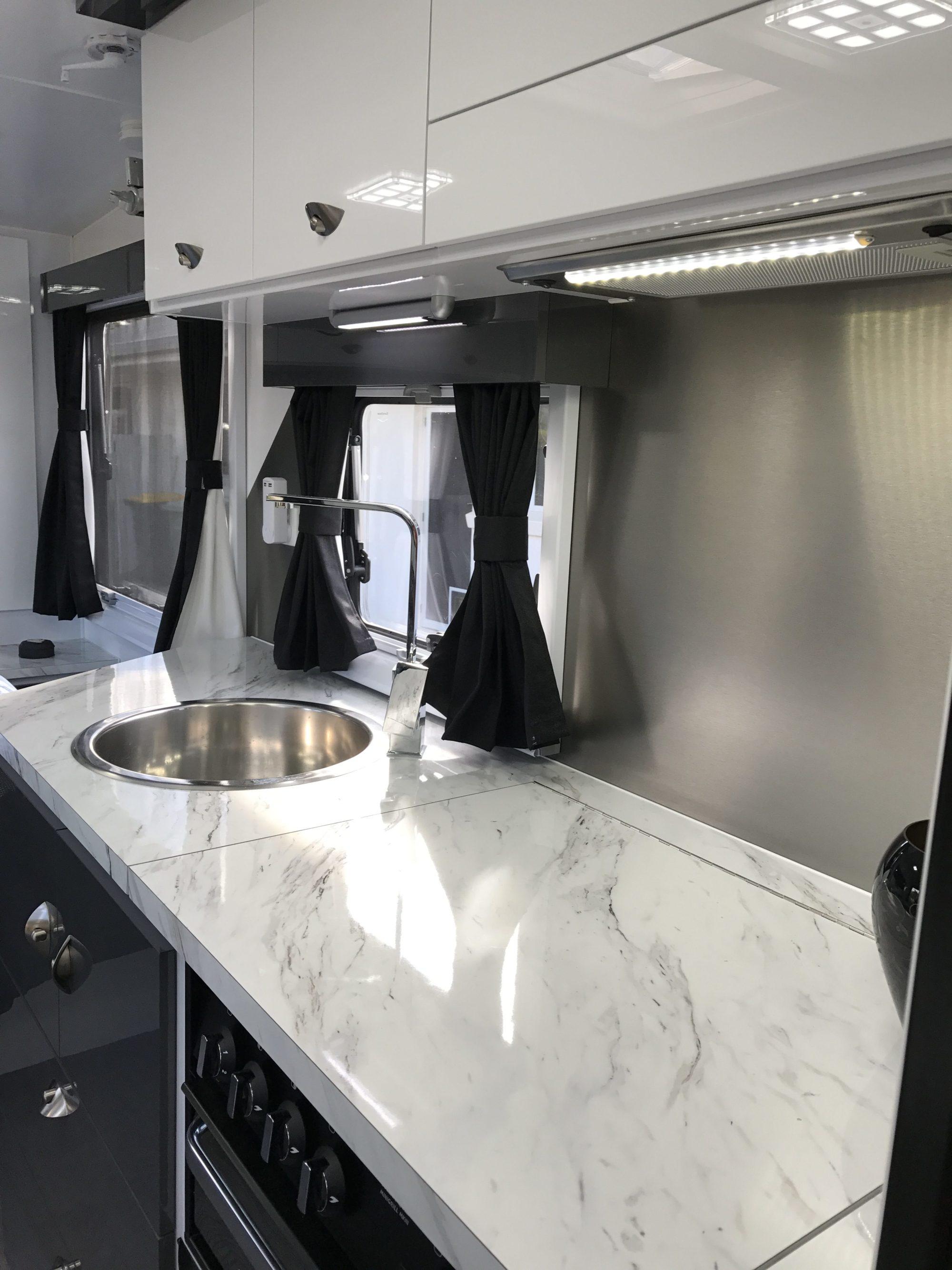 2017 4 Berth Ensuite Caravan